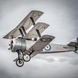 Sopwith Triplane over White Waltham